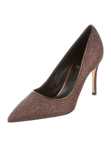 Abel Muñoz Betty Suede Pumps discount manchester great sale buy cheap for sale sale really best place sale online kYGD8