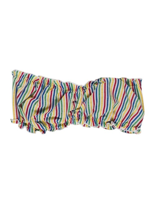 Solid & Striped Striped Bottoms w/ Tags