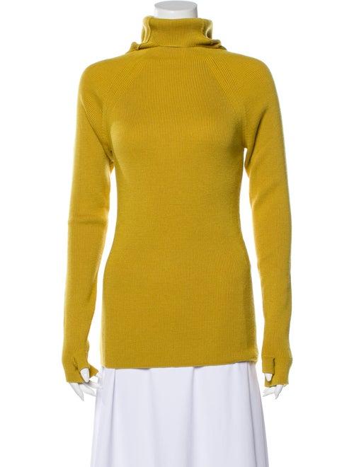 Limi feu Wool Turtleneck Sweater Wool