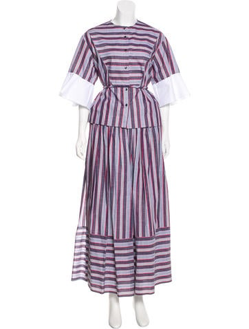 palmer//harding Printed Skirt Set w/ Tags None