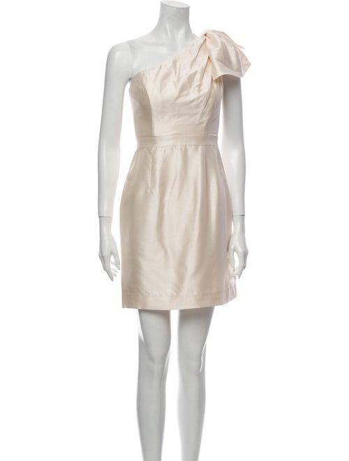 Shoshanna Silk Mini Dress