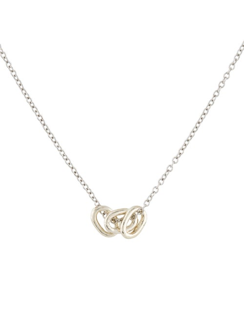 Adina Reyter Chain Necklace silver