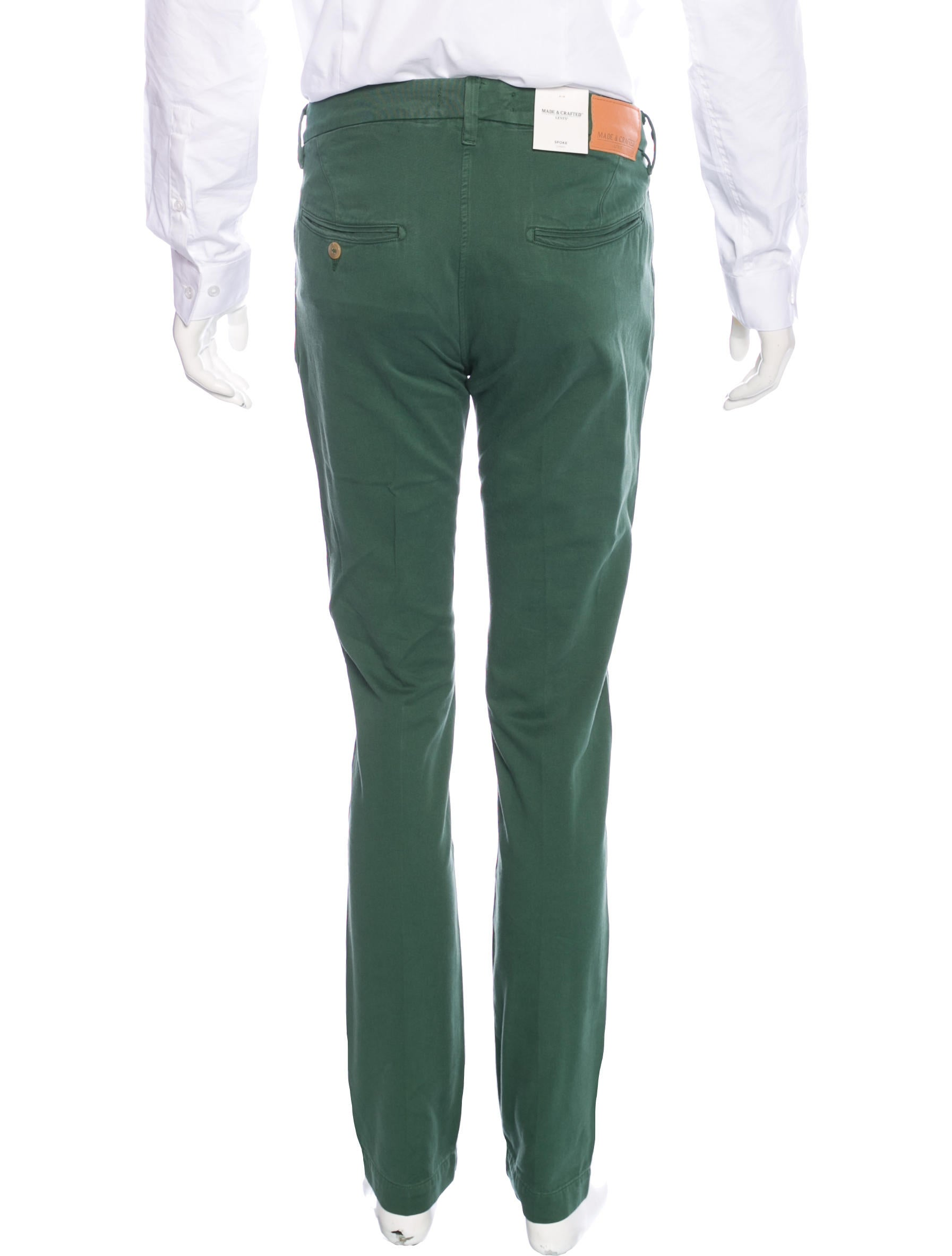 Levi 39 s made crafted spoke chino pants w tags clothing for Levis made and crafted spoke chino
