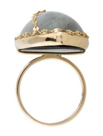 Mesmerize Marquise Moonstone Doublet Ring