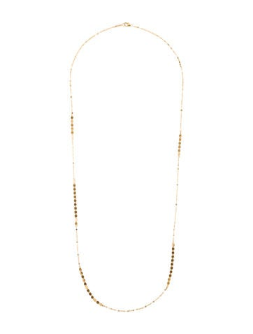 Lana Jewelry 14K Nude Long Necklace None