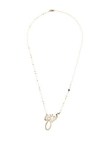 Lana jewelry 14k star signature pendant necklace necklaces 14k star signature pendant necklace aloadofball Choice Image