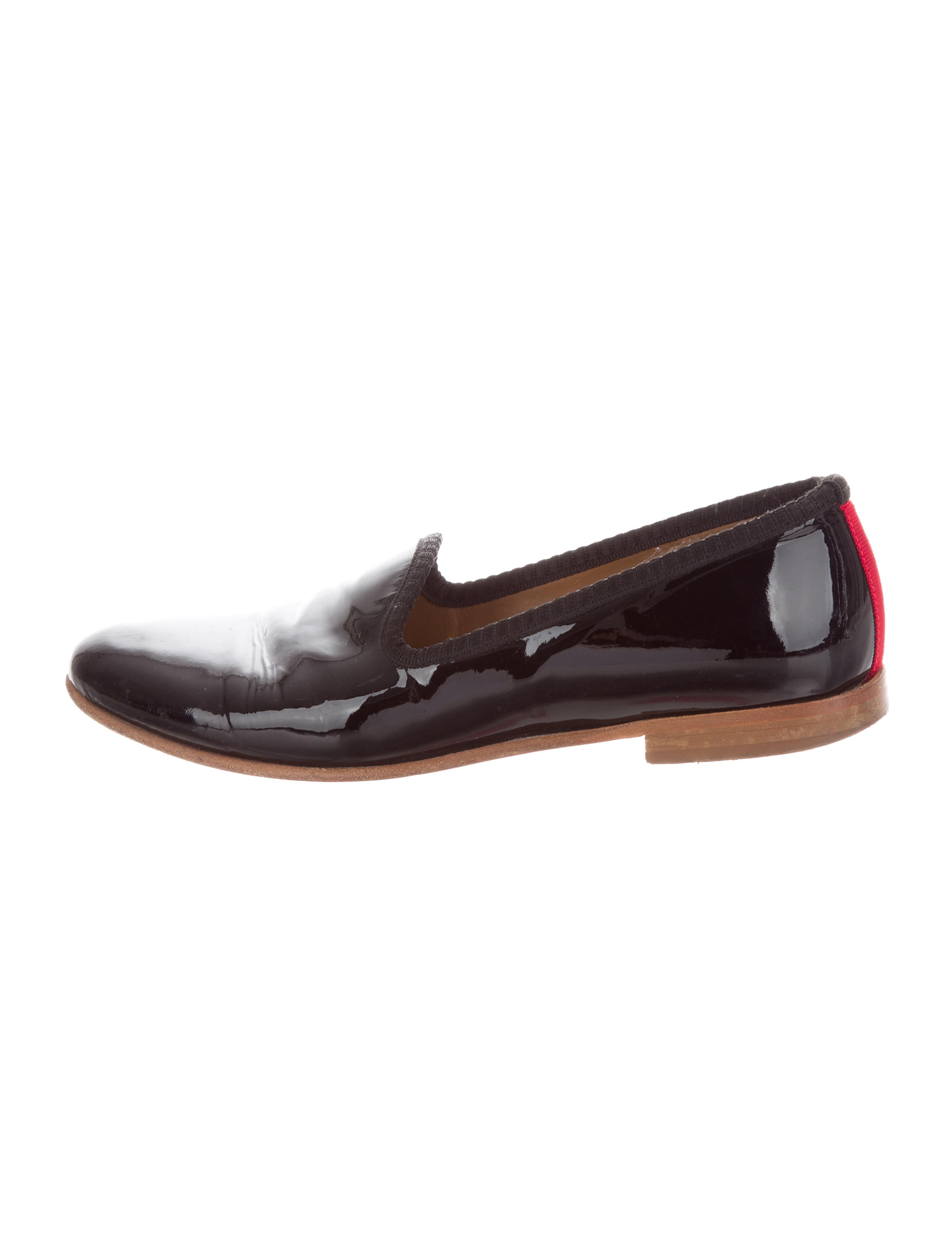 outlet cheap quality Del Toro Patent Leather Round-Toe Loafers clearance great deals outlet discount sale top quality 7oTa26gdI4