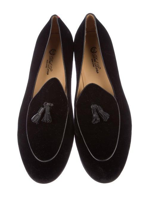 1ed478fbfe3de Del Toro Velvet Tassel Smoking Slippers - Shoes - W8D20928   The ...