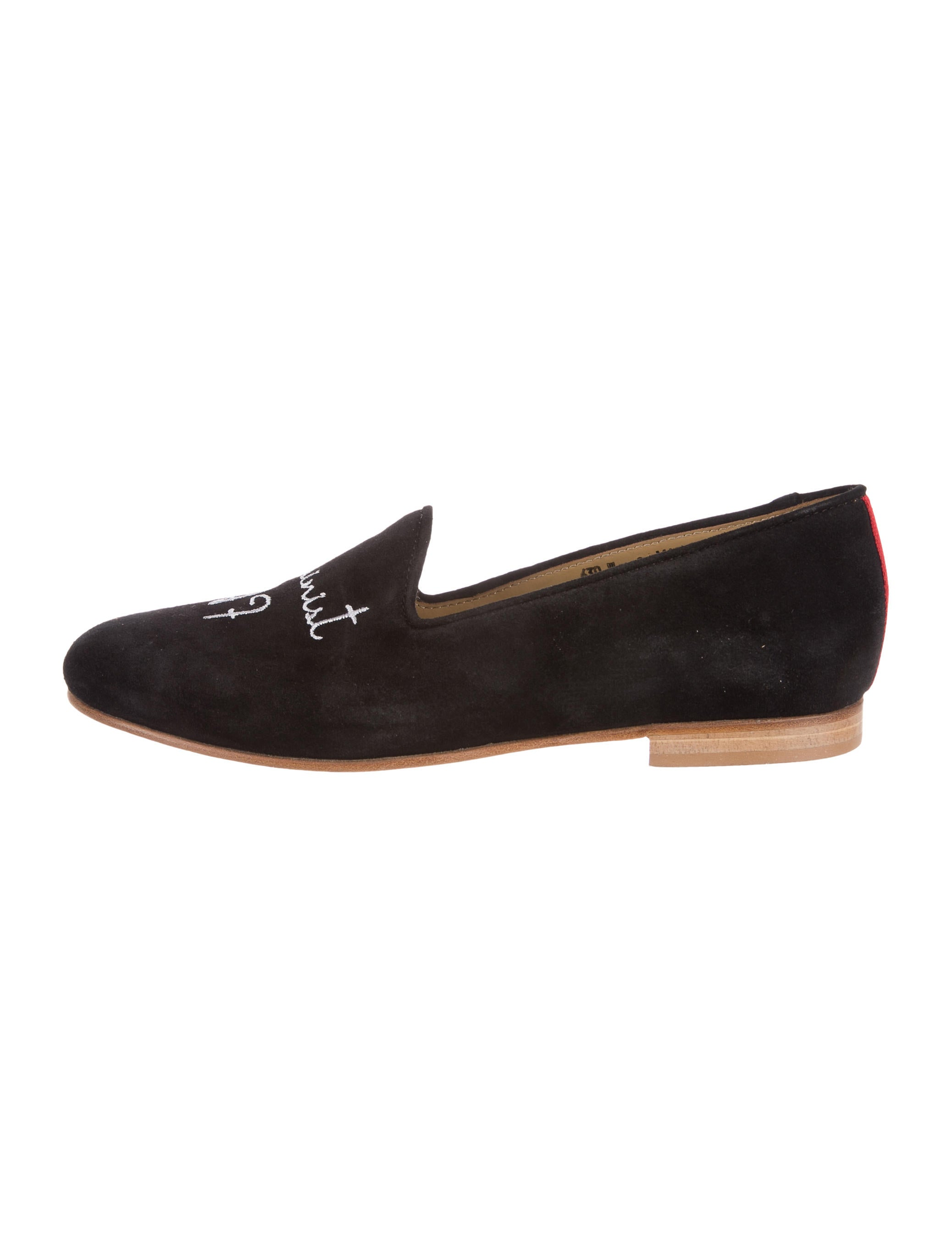 Del Toro 2017 Feminist Loafers sale recommend sale under $60 9BZSw