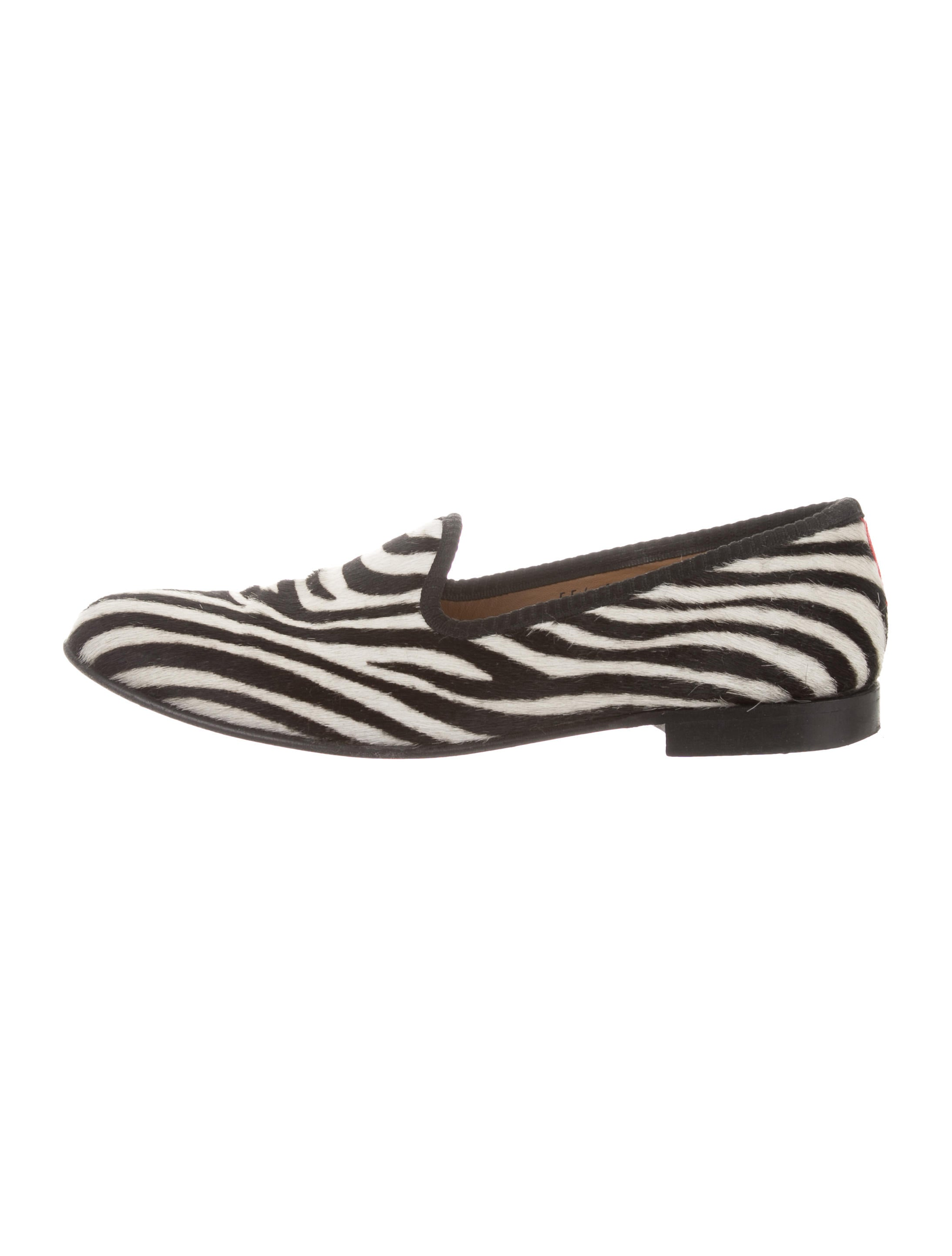 outlet purchase Del Toro Animal Print Round-Toe Loafers 2015 new cheap online clearance 2014 new cheap latest collections VogW8RjH