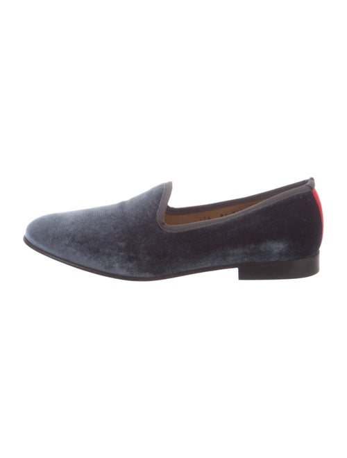 5201d489a789e Del Toro Velvet Smoking Slippers - Shoes - W8D21479   The RealReal