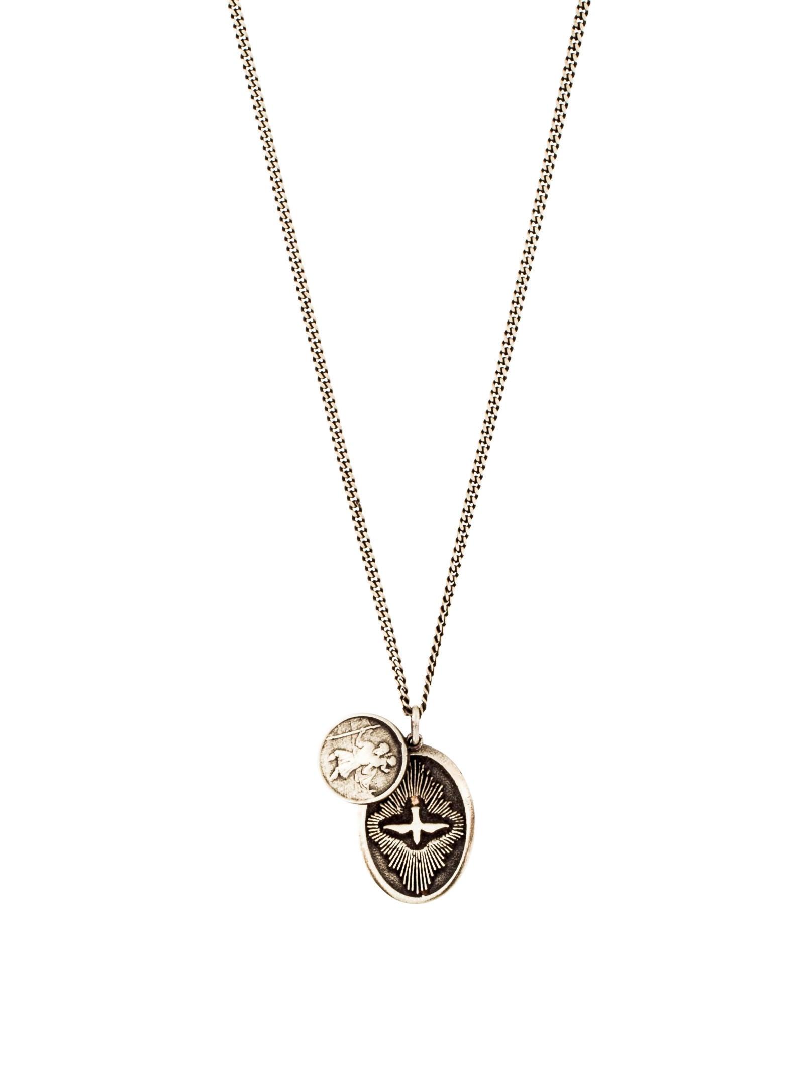 3c8a39f8435ad Miansai Mini Dove Pendant Necklace - Necklaces - W8N20898