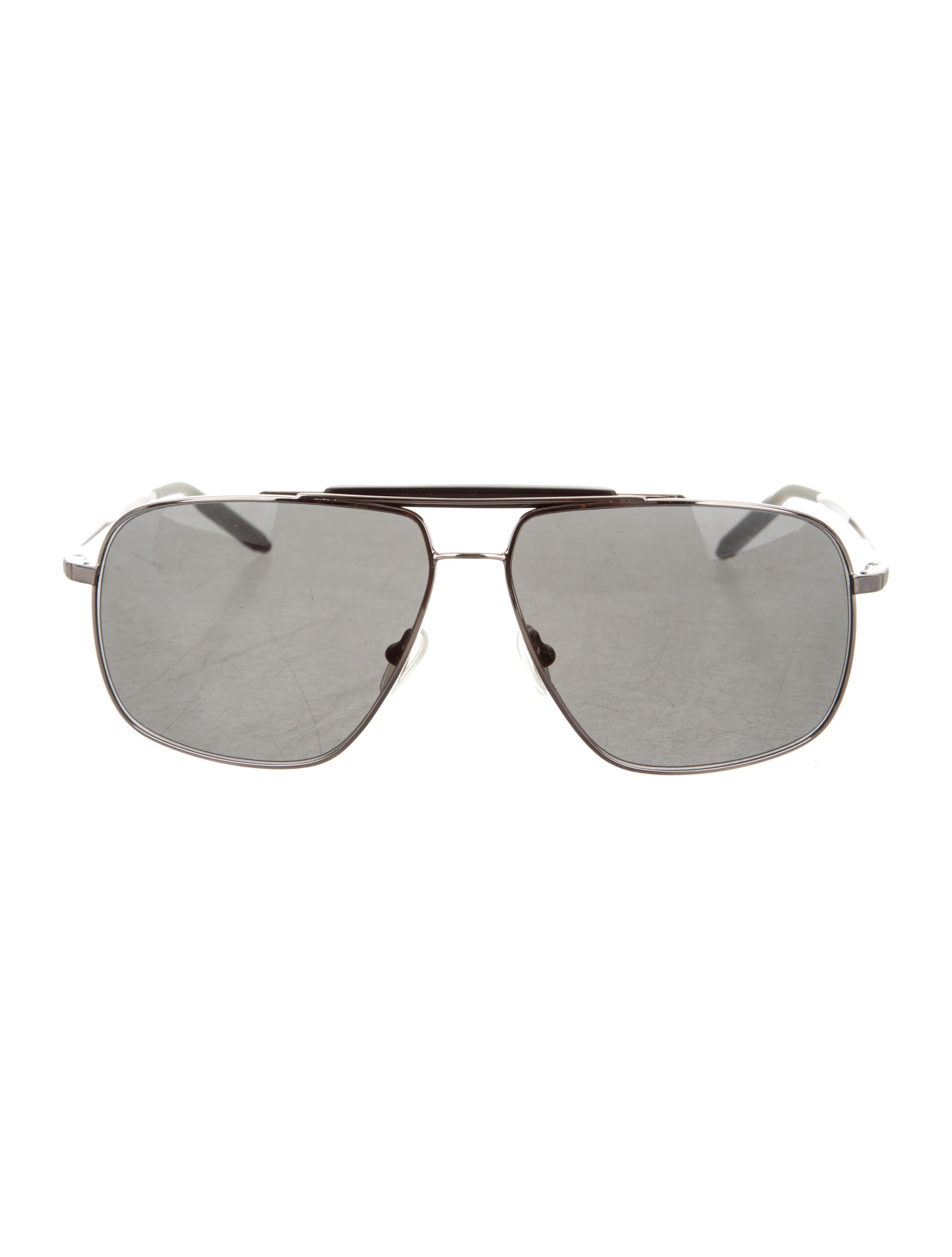 bcb64e30d5f92 Mosley Tribes Dunn Aviator Sunglasses - Accessories - W8Y20065