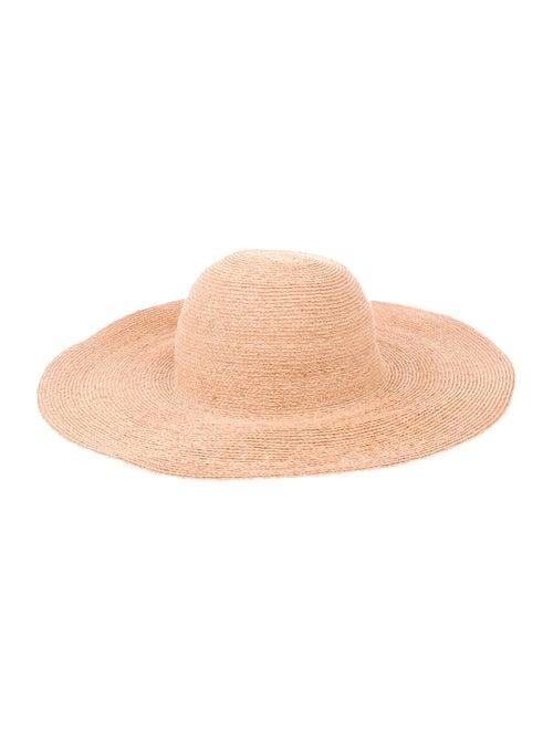 Helen Kaminski Raffia Sun Hat Tan