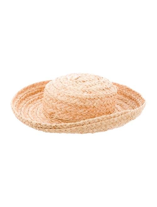 Helen Kaminski Straw Wide Brim Sun Hat - image 1