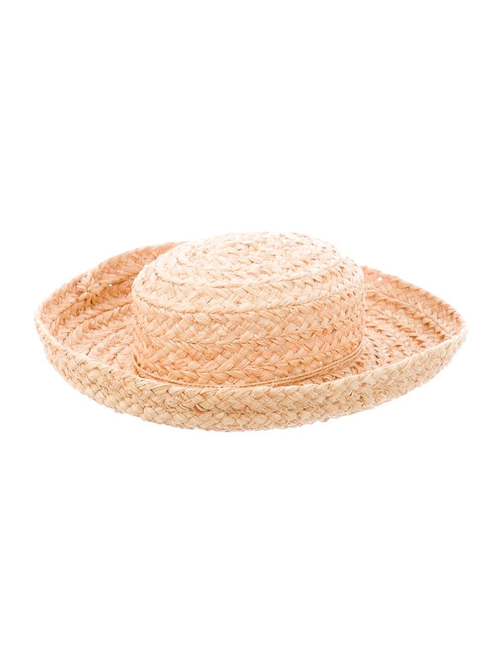 Helen Kaminski Straw Wide Brim Sun Hat - image 2