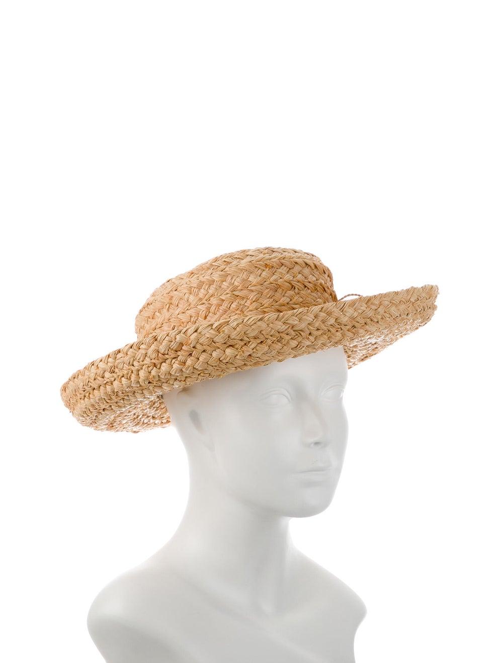 Helen Kaminski Straw Wide Brim Sun Hat - image 3