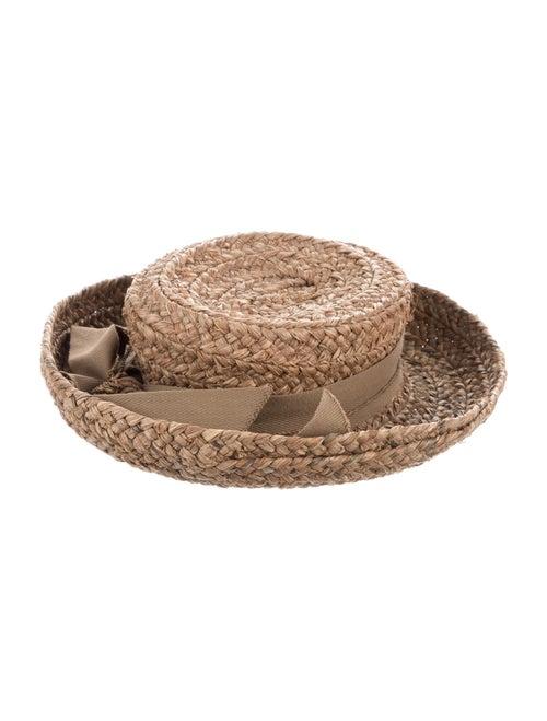 Helen Kaminski Straw Wide Brim Hat