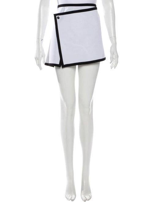 Iceberg Mini Skirt White