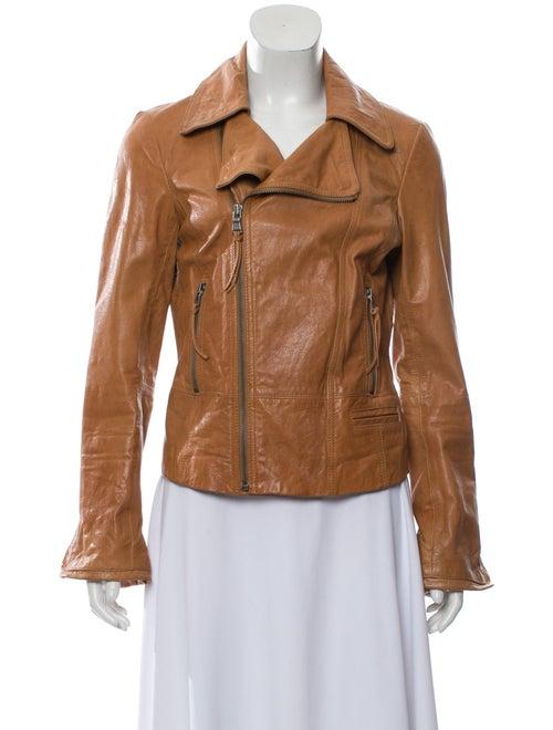 June Leather Moto Jacket