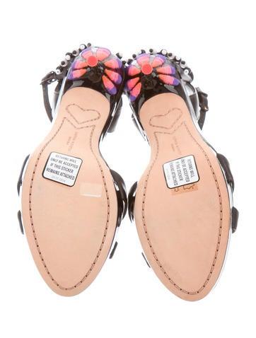 Nereida Beaded Sandals w/ Tags