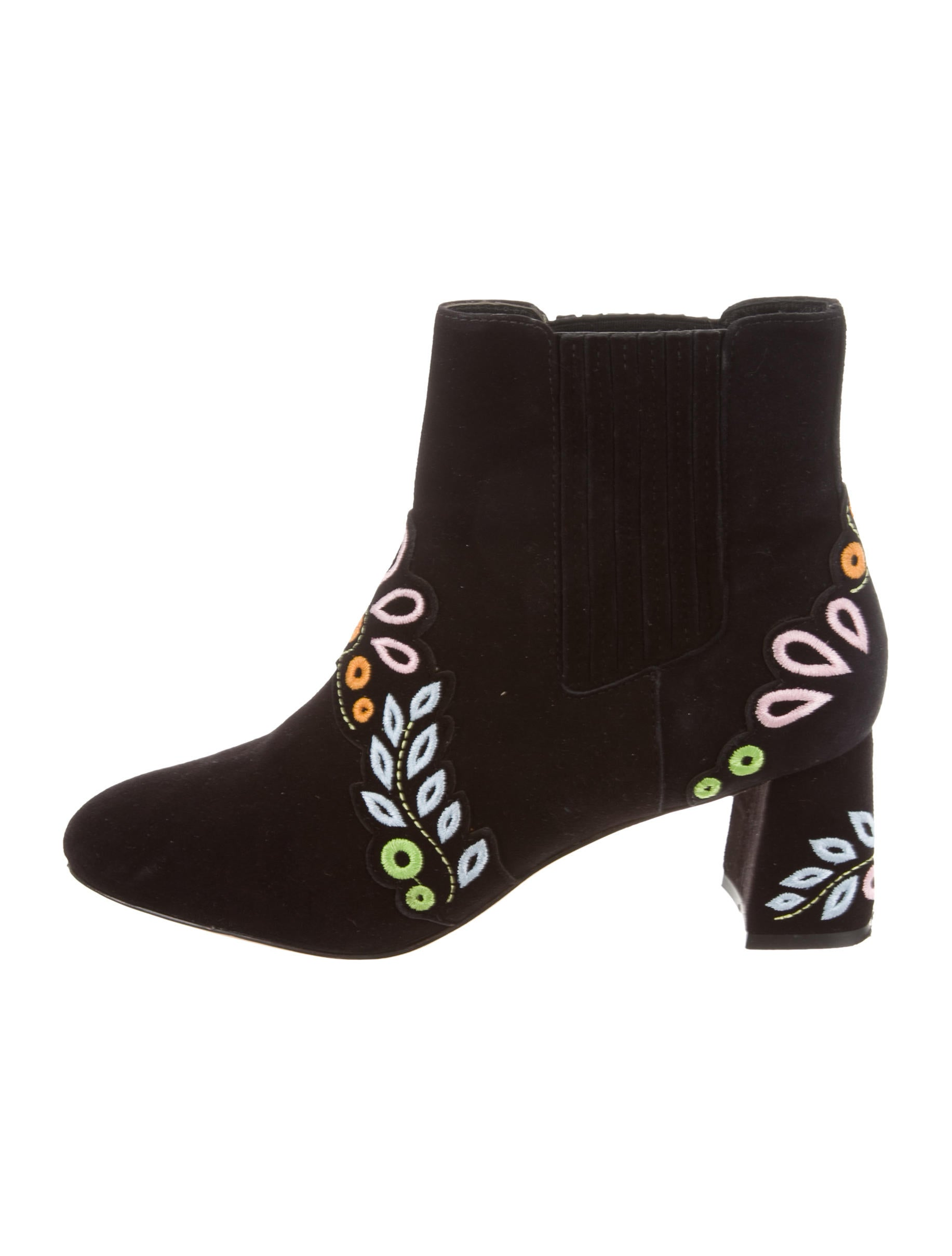 Sophia Webster Embroidered Ankle Boots cheap amazon very cheap for sale cheap good selling free shipping sast jbFSHd6