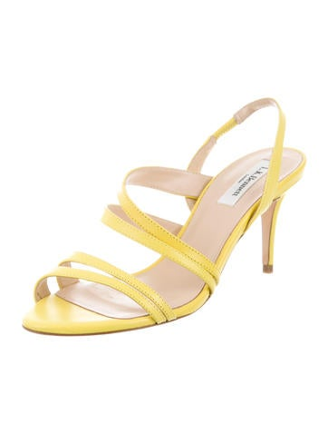 Addie Multistrap Sandals w/ Tags