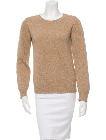 Wool Long Sleeve Sweater