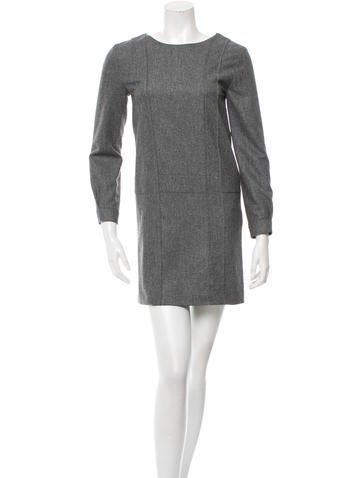 A.P.C. Wool Mini Dress