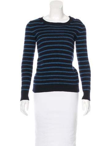 A.P.C. Wool Striped Sweater None