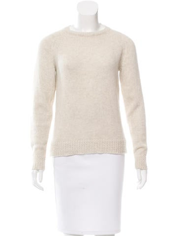 A.P.C. Wool Blend Knit Sweater None