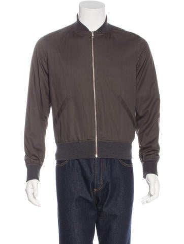 A.P.C. Bomber Jacket None