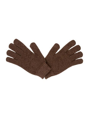 A.P.C. Wool & Angora-Blend Gloves w/ Tags None