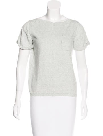 A.P.C. Pocketed Knit Top None