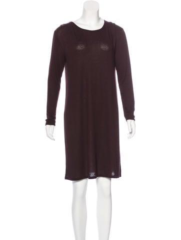 A.P.C. Mini Shift Dress None