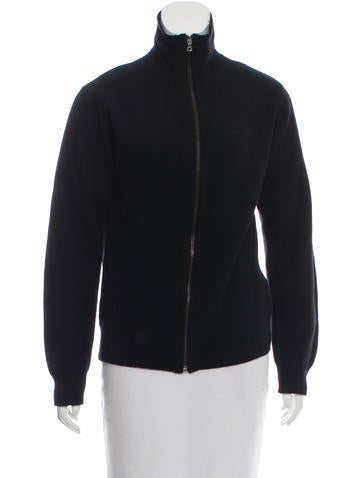 A.P.C. Wool Knit Jacket None