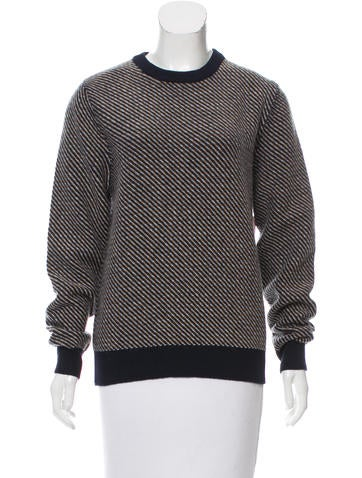 A.P.C. Fall 2016 Tweed Sweater w/ Tags None