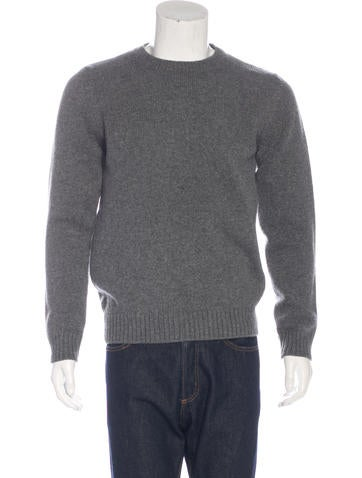 A.P.C. Wool Crew Neck Sweater w/ Tags None