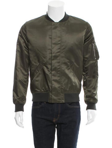 A.P.C. Rudy Bomber Jacket None