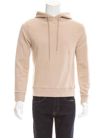 A.P.C. Knit Hooded Sweatshirt None