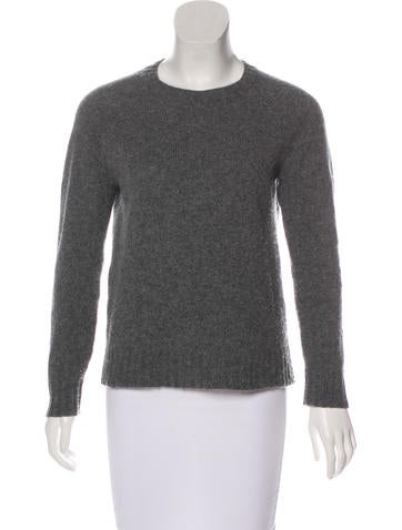A.P.C. Long Sleeve Wool Sweater None