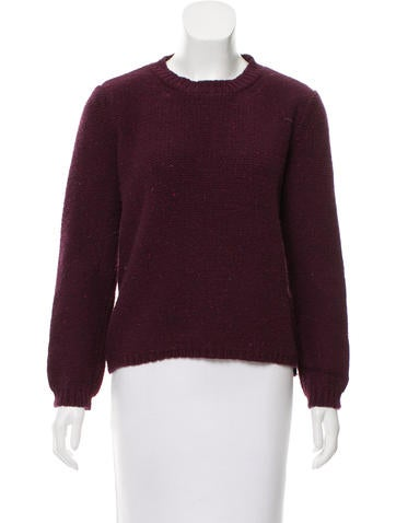 A.P.C. Wool Knit Sweater None