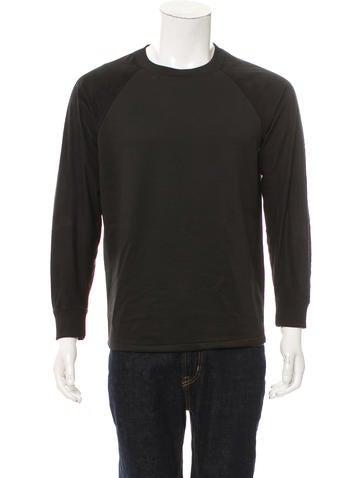 A.P.C. Knit Crew Neck Sweatshirt None