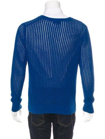 Knit V-Neck Cardigan