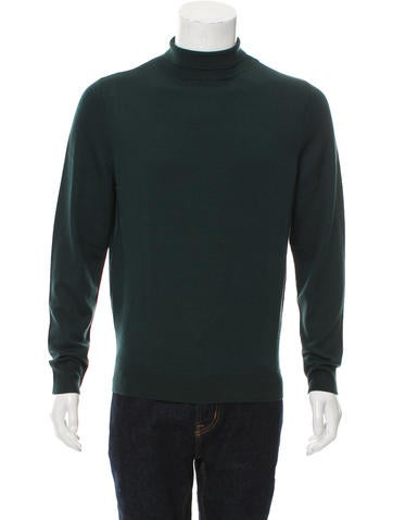 A.P.C. Wool Turtleneck Sweater w/ Tags None