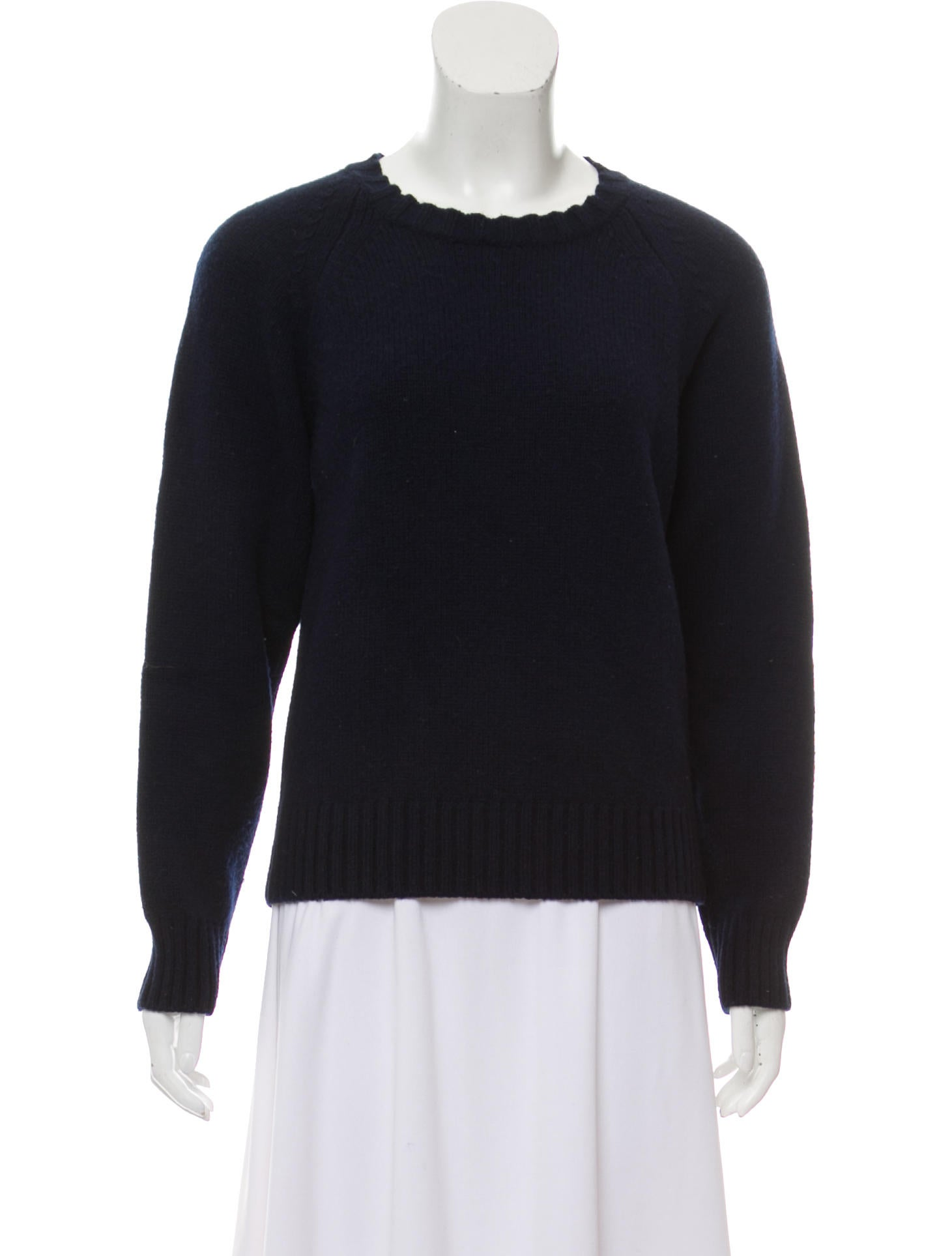 Wool Knit Sweater by A.P.C.
