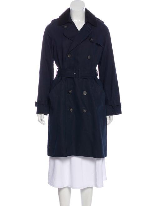 A.p.c. Trench Coat Purple