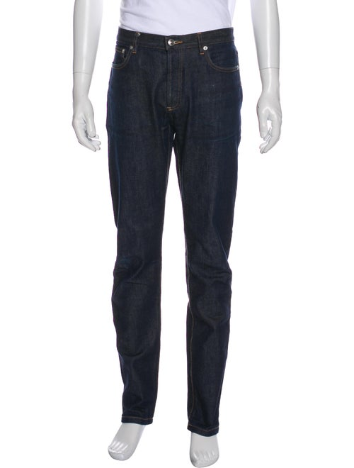 A.p.c. Skinny Jeans Blue