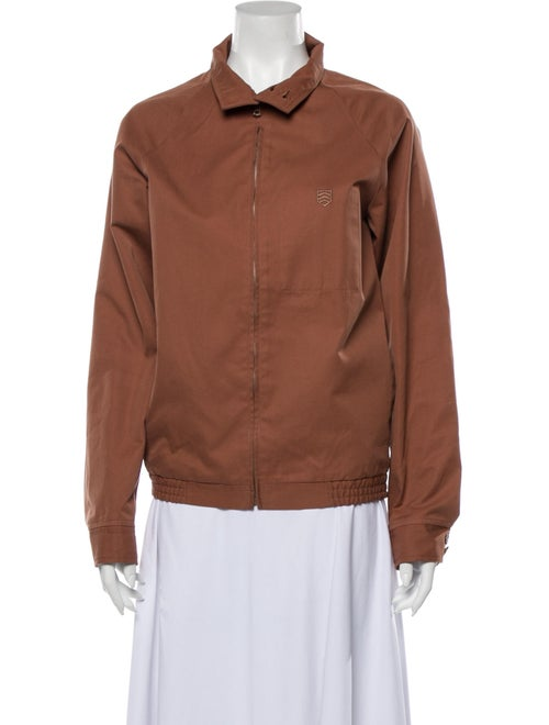A.p.c. Bomber Jacket Brown