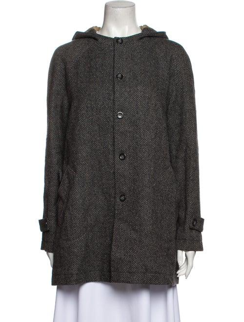 A.p.c. Wool Coat Wool